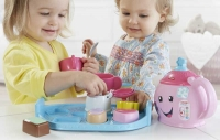 Wholesalers of Fisher Price Laugh And Learn Sweet Manners Tea Set toys image 3