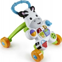 Wholesalers of Fisher Price Learn With Me Zebra Walker toys image 2