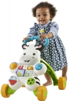 Wholesalers of Fisher Price Learn With Me Zebra Walker toys image 3