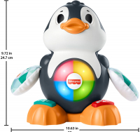 Wholesalers of Fisher-price Linkimals Cool Beats Penguin toys image 3