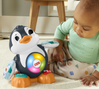Wholesalers of Fisher-price Linkimals Cool Beats Penguin toys image 4