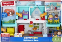 Wholesalers of Fisher-price Little People Big Helpers Home toys image