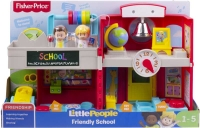 Wholesalers of Fisher-price Little People Friendly School toys image