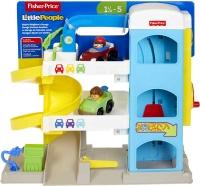 Wholesalers of Little People Helpful Neighbors Garage toys image