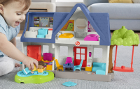Wholesalers of Fisher-price Little People Play House toys image 3
