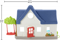 Wholesalers of Fisher-price Little People Play House toys image 4