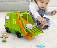 Wholesalers of Fisher-price Little People Recycling Truck toys image 3