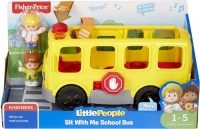 Wholesalers of Fisher-price Little People Sit With Me School Bus toys image