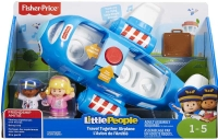 Wholesalers of Fisher-price Little People Travel Together Airplane toys image