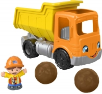Wholesalers of Fisher-price Little People Work Together Dump Truck toys image 2