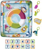 Wholesalers of Fisher Price Make A Splash Activity Pool Mat toys image 2