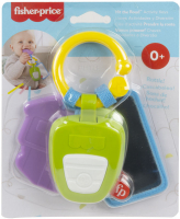 Wholesalers of Fisher Price My First Busy Babies Activity Keys toys image