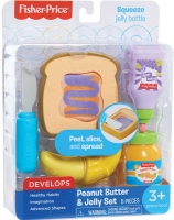 Wholesalers of Fisher Price Peanut Butter And Jelly Sandwich Set toys image