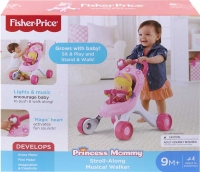 Wholesalers of Fisher Price Princess Walker toys image