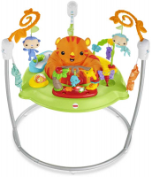 Wholesalers of Fisher-price Roarin Rainforest Jumperoo toys image