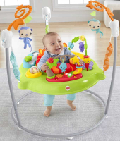Wholesalers of Fisher-price Roarin Rainforest Jumperoo toys image 2
