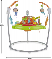 Wholesalers of Fisher-price Roarin Rainforest Jumperoo toys image 3