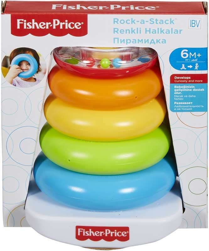 Wholesalers of Fisher Price Rock-a-stack toys