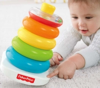Wholesalers of Fisher Price Rock-a-stack toys image 3
