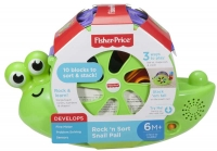 Wholesalers of Fisher Price Rock N Sort Snail Pail toys image