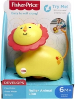Wholesalers of Fisher Price Roller Animals Asst toys image