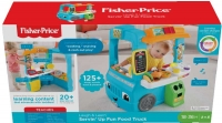 Wholesalers of Fisher Price Servin Up Fun Food Truck toys image
