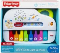 Wholesalers of Fisher Price Silly Sounds Light-up Piano toys image