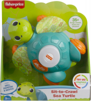 Wholesalers of Fisher Price Sit To Crawl Sea Turtle toys image