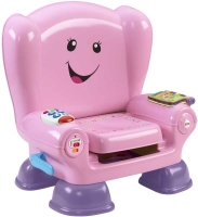Wholesalers of Fisher Price Smart Stages Chair Pink toys image 2
