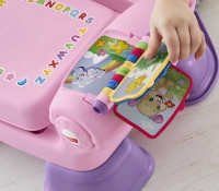 Wholesalers of Fisher Price Smart Stages Chair Pink toys image 3
