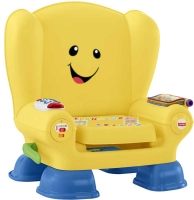 Wholesalers of Fisher Price Smart Stages Chair Yellow toys image 2