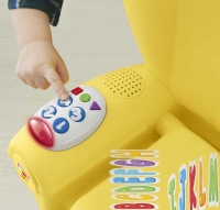 Wholesalers of Fisher Price Smart Stages Chair Yellow toys image 3