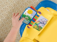 Wholesalers of Fisher Price Smart Stages Chair Yellow toys image 4