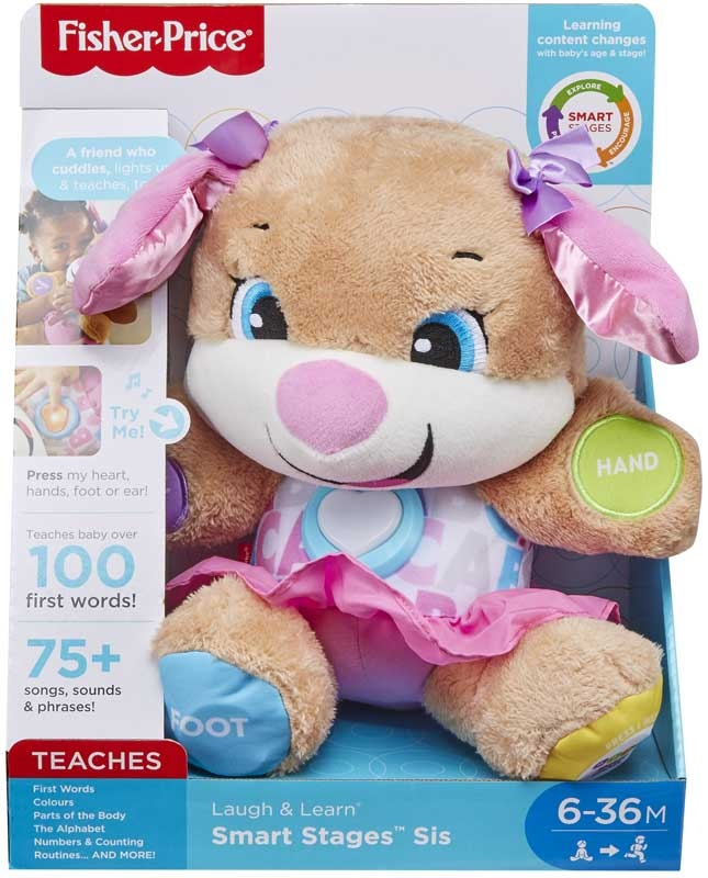 Wholesalers of Fisher Price Smart Stages Sis toys