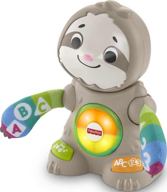 Wholesalers of Fisher Price Smooth Moves Sloth toys