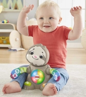 Wholesalers of Fisher Price Smooth Moves Sloth toys image 2