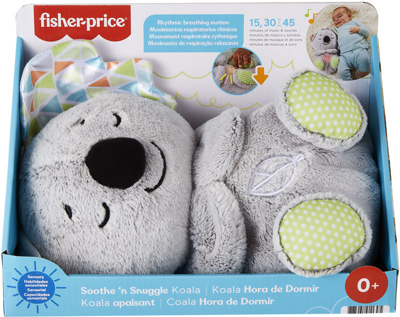 Wholesalers of Fisher-price Soothe N Snuggle Koala toys