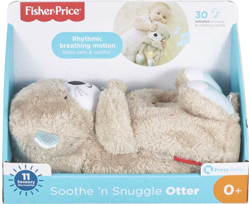 Wholesalers of Fisher-price Soothe N Snuggle Otter toys