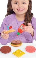 Wholesalers of Fisher Price Stacking Burger Set toys image 3