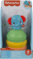 Wholesalers of Fisher Price Stacking Cup Elephant toys image