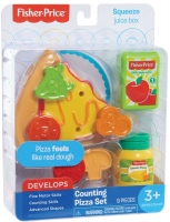 Wholesalers of Fisher Price Stretchy Pizza Set toys image