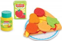 Wholesalers of Fisher Price Stretchy Pizza Set toys image 2