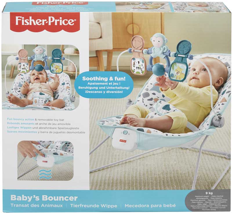 Wholesalers of Fisher-price Terrazzo Baby Bouncer toys