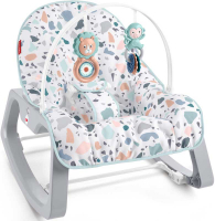 Wholesalers of Fisher-price Terrazzo Infant To Toddler Rocker toys image 2