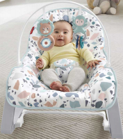 Wholesalers of Fisher-price Terrazzo Infant To Toddler Rocker toys image 3