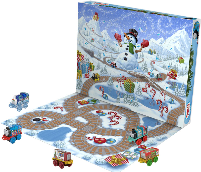 Wholesalers of Fisher-price Thomas And Friends Minis Advent Calendar toys