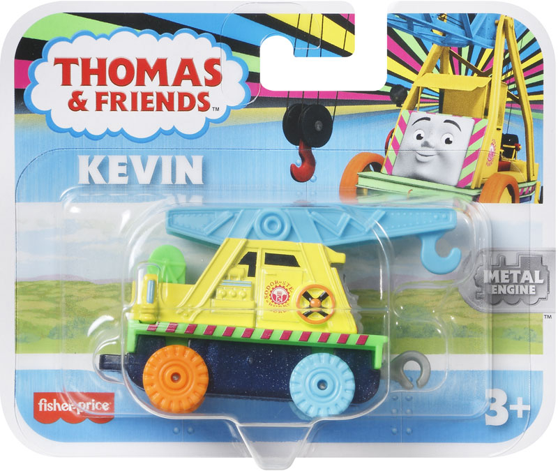 Wholesalers of Fisher-price Thomas And Friends Neon Kevin toys