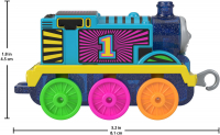 Wholesalers of Fisher-price Thomas And Friends Neon Thomas toys image 2