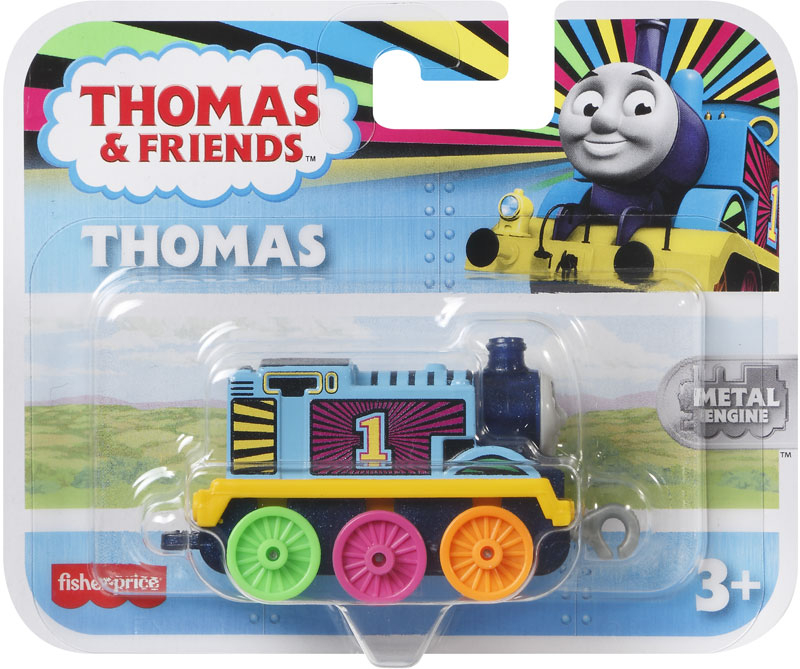 Wholesalers of Fisher-price Thomas And Friends Neon Thomas toys