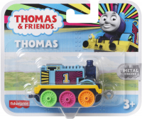 Wholesalers of Fisher-price Thomas And Friends Neon Thomas toys image